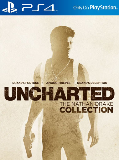 UNCHARTED: The Nathan Drake Collection - PS4 (Digital Code) cd key