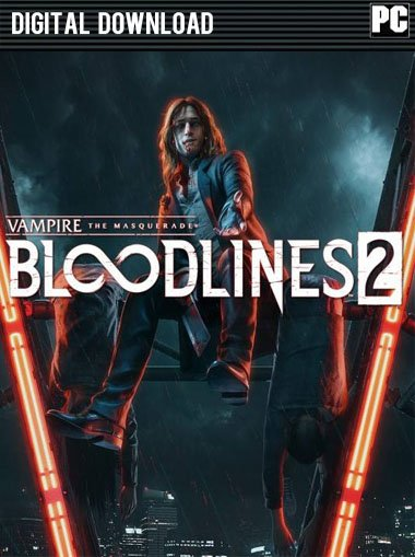 Vampire: The Masquerade - Bloodlines 2 cd key