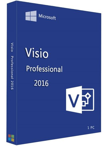 Visio Professional 2016 MS Products cd key