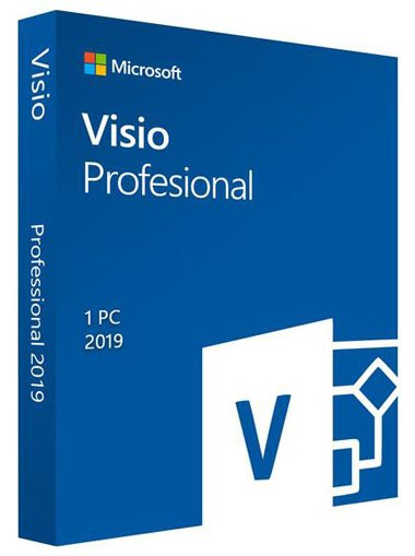 Visio Professional 2019 MS Products cd key
