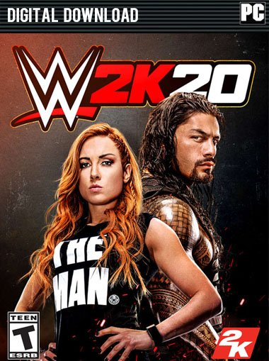 WWE 2K20 [EU/RoW] cd key