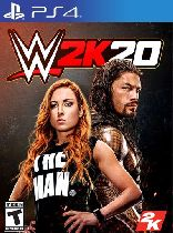 Buy WWE 2K20 - PS4 (Digital Code) Game Download