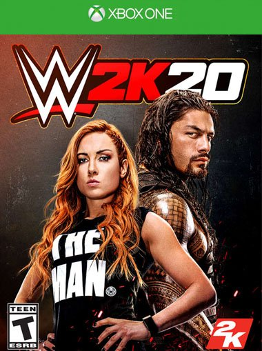 WWE 2K20 - Xbox One (Digital Code) cd key