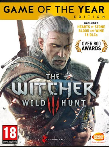 Witcher 3: Wild Hunt - GOTY cd key