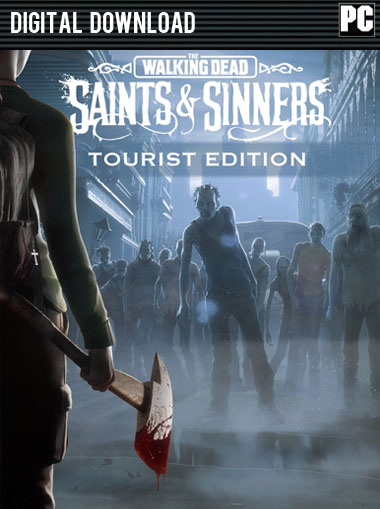 The Walking Dead: Saints & Sinners Tourist Edition cd key