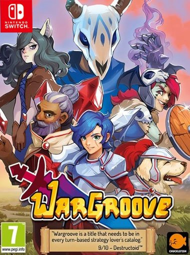 Wargroove - Nintendo Switch cd key