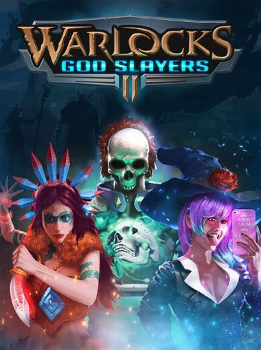Warlocks 2: God Slayers cd key