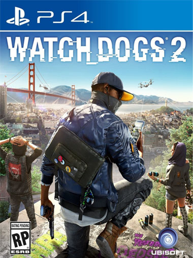 Watch Dogs 2 - PS4 (Digital Code) cd key
