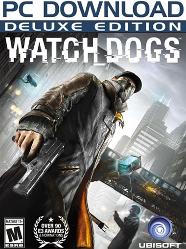 Watch Dogs Deluxe Edition cd key