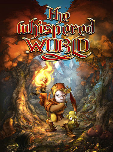 The Whispered World Special Edition cd key