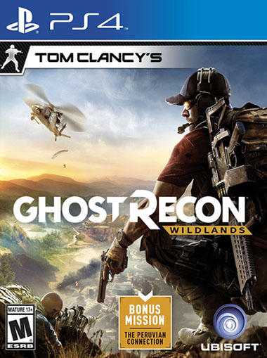 Tom Clancy's Ghost Recon Wildlands - PS4 (Digital Code) cd key