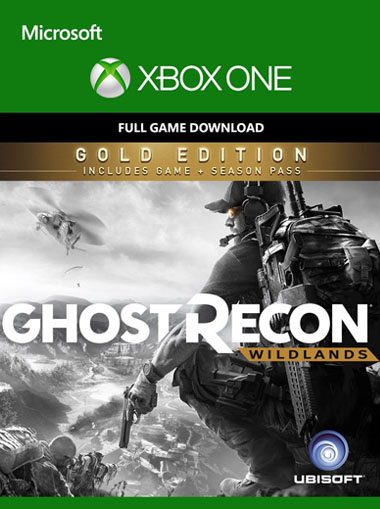 Tom Clancy's Ghost Recon Wildlands Gold Edition - Xbox One (Digital Code) cd key