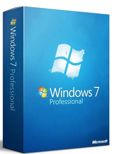 Microsoft Windows 7 Professional 32/64 bit - Download