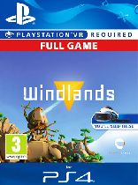 Buy Windlands - PlayStation VR PSVR (Digital Code) Game Download