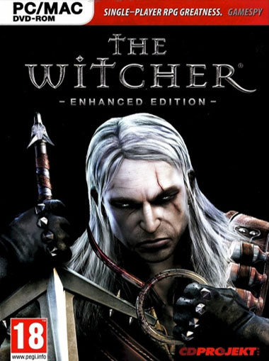 The Witcher: Enhanced Edition Director's Cut cd key