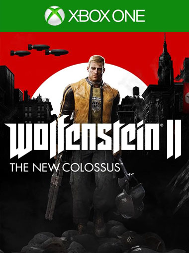 Wolfenstein II: The New Colossus - Xbox One (Digital Code) cd key