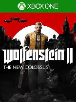 Buy Wolfenstein II: The New Colossus - Xbox One (Digital Code) Game Download