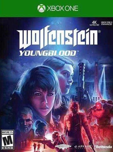 Wolfenstein: Youngblood - Xbox One (Digital Code) - Xbox Live