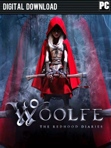 Woolfe - The Red Hood cd key