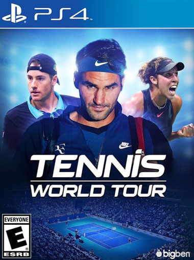 Tennis World Tour - PS4 (Digital Code) cd key