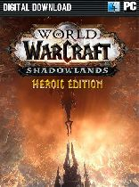 Buy World of Warcraft: Shadowlands - Heroic Edition [EU] Game Download