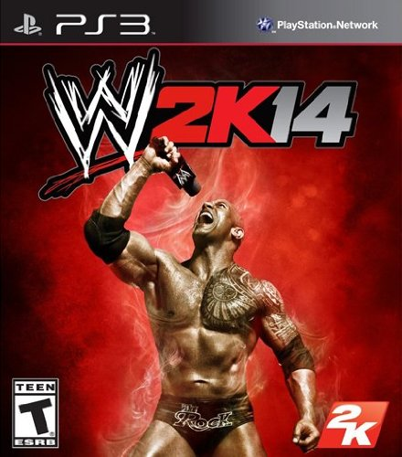WWE 2K14 - PS3 (Digital Code) cd key