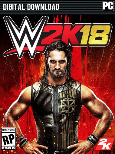 WWE 2K18 + DLC [EU/RoW] cd key