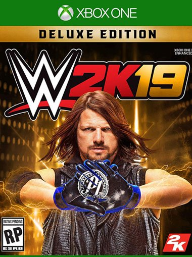 WWE 2K19 Deluxe Edition - Xbox One (Digital Code) cd key