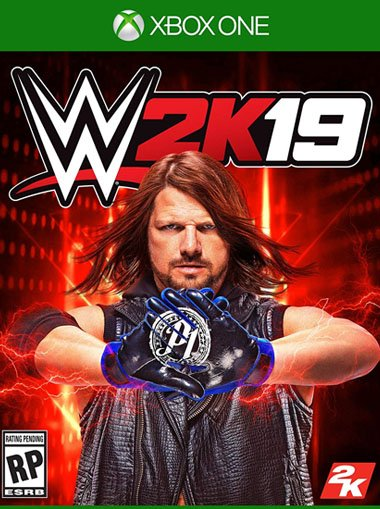 WWE 2K19 - Xbox One (Digital Code) cd key