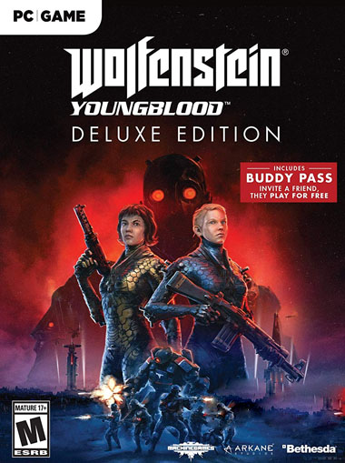 Wolfenstein: Youngblood DeLuxe Edition [DE,AT] cd key