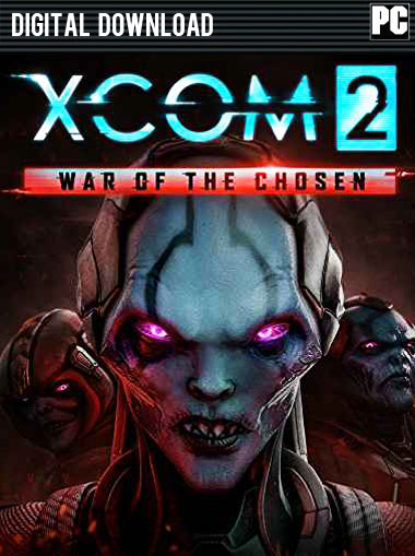 XCOM 2: War of the Chosen cd key