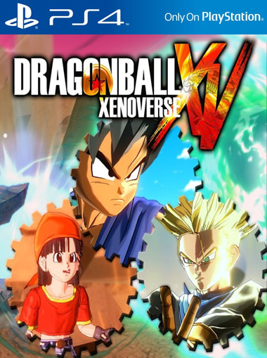 Dragon Ball Xenoverse Season Pass US PS4