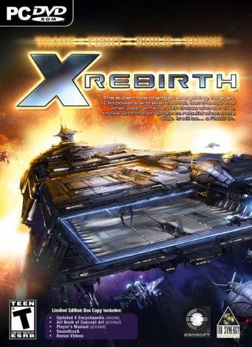 X Rebirth cd key