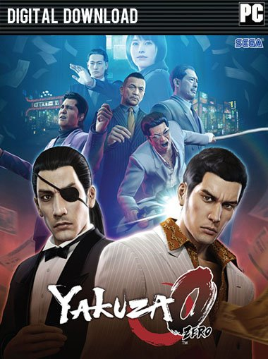 Yakuza 0 Digital Deluxe Edition [EU] cd key
