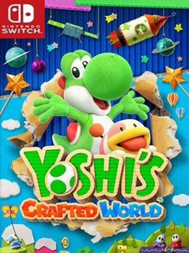 Yoshi's Crafted World - Nintendo Switch cd key