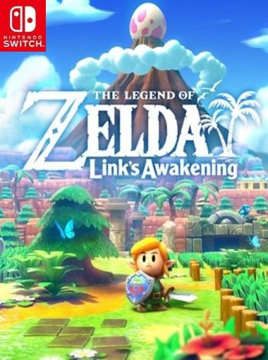 Legend of Zelda Link's Awakening - Nintendo Switch (Digital Code) cd key