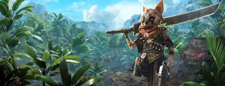 BIOMUTANT Steam