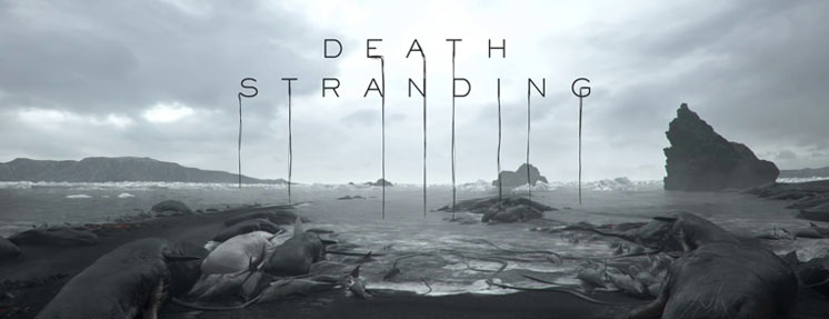 Death Stranding - PS4 (Digital Code) PlaystationNetwork