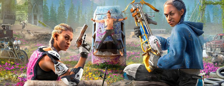Far Cry: New Dawn [EU/RoW] UPlay