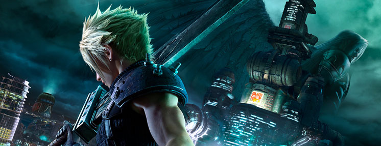 Final Fantasy VII (7) Remake - PS4 (Digital Code) PlaystationNetwork
