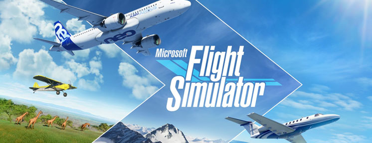 Microsoft Flight Simulator: Standard 2020 (Windows 10) GamesForWindowsLive